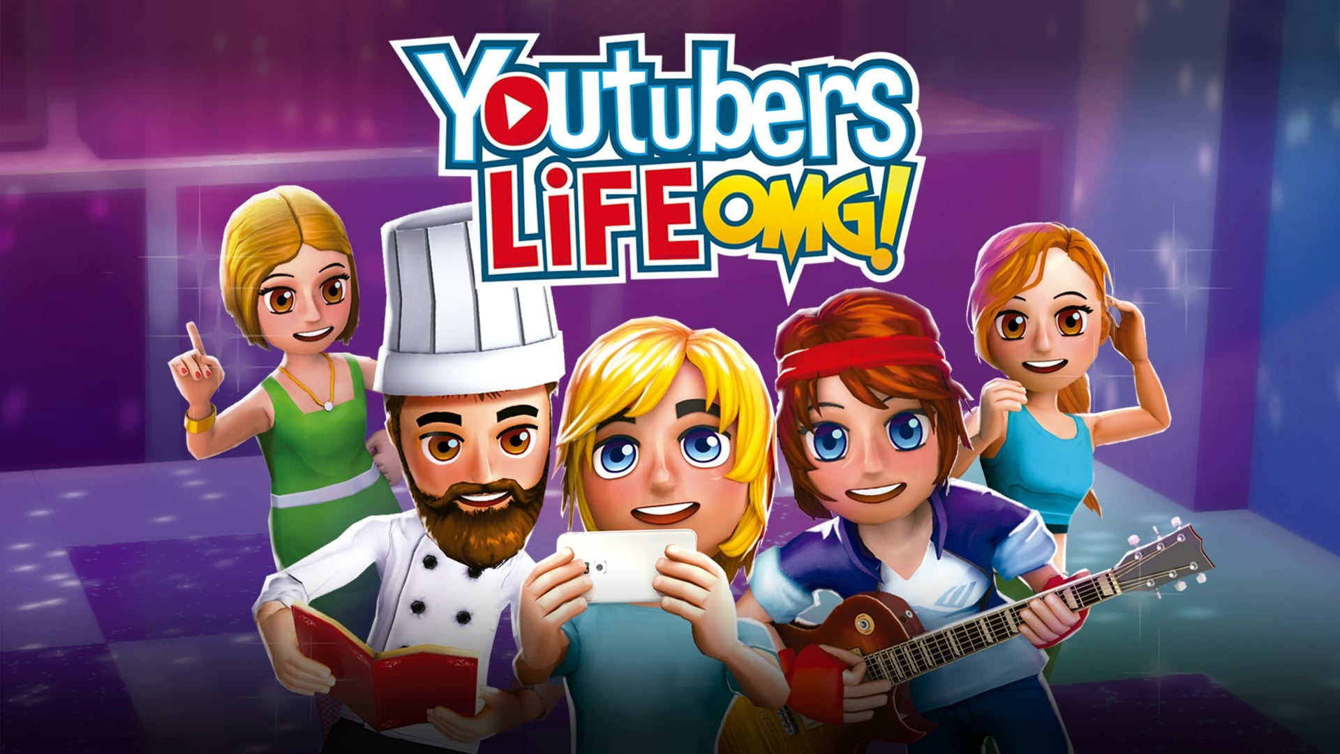 Image result for Youtubers Life OMG