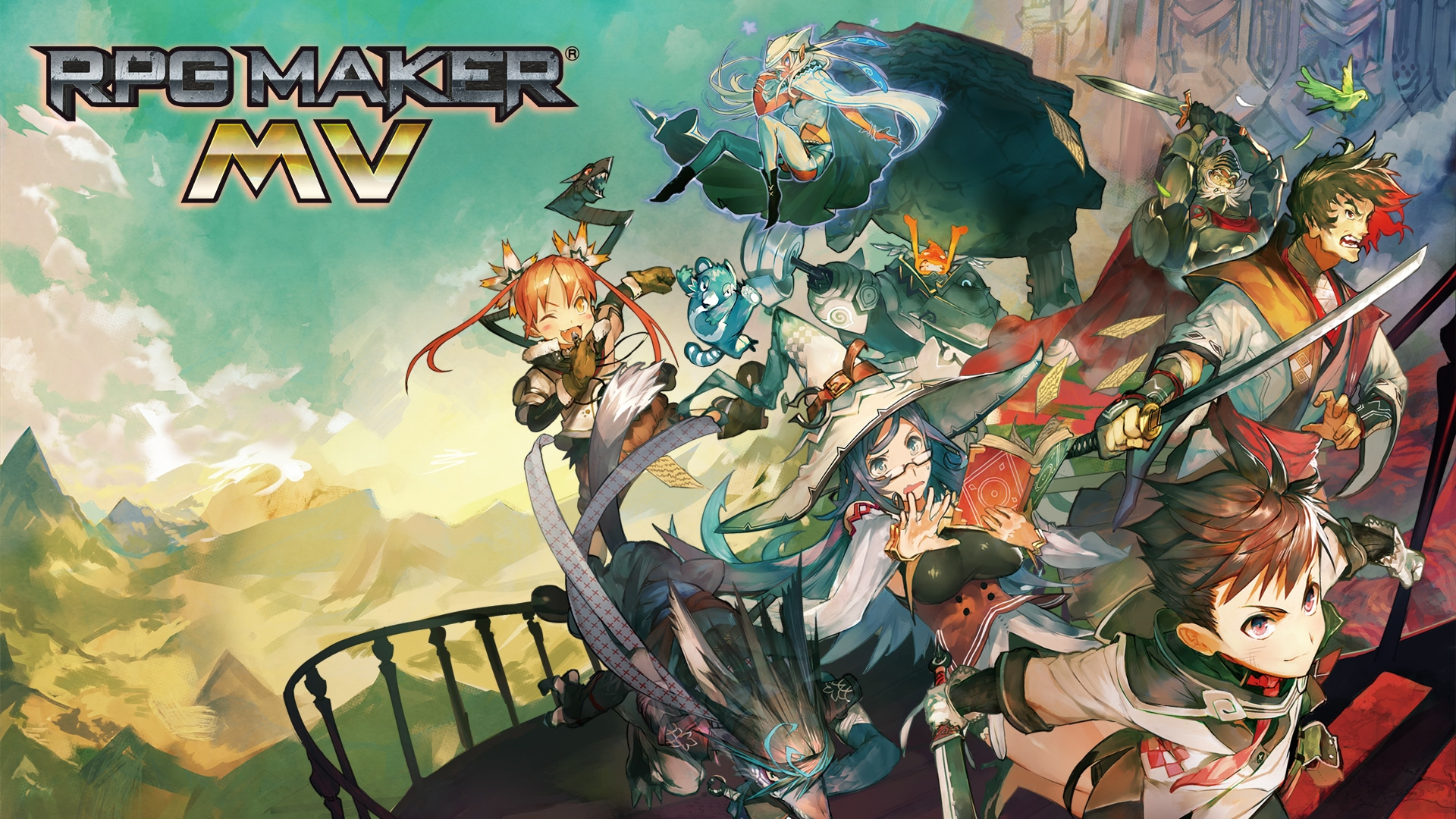 Ongoing development has Resulted in a delay for RPG Maker MV (A 2019