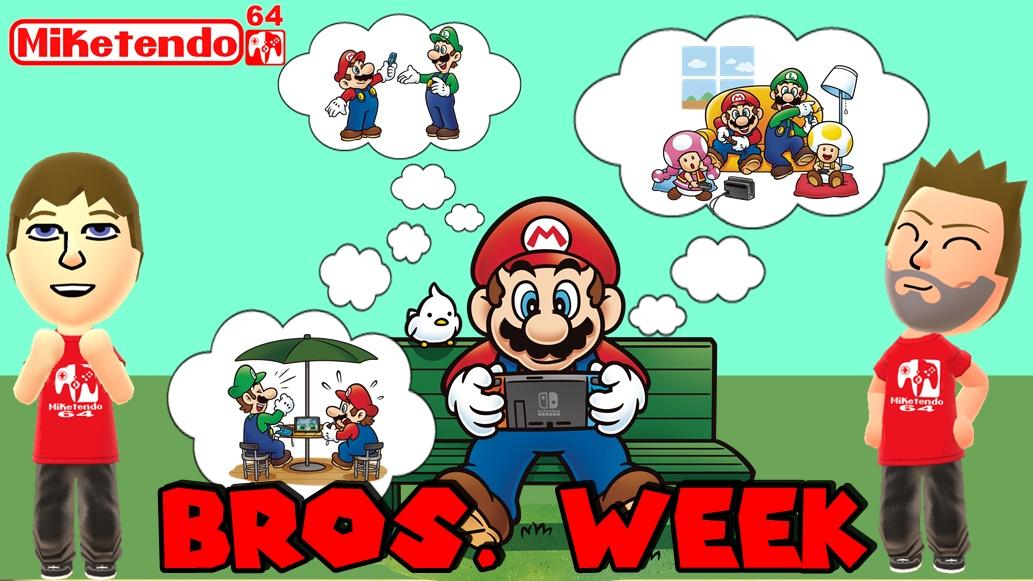 Bros Week