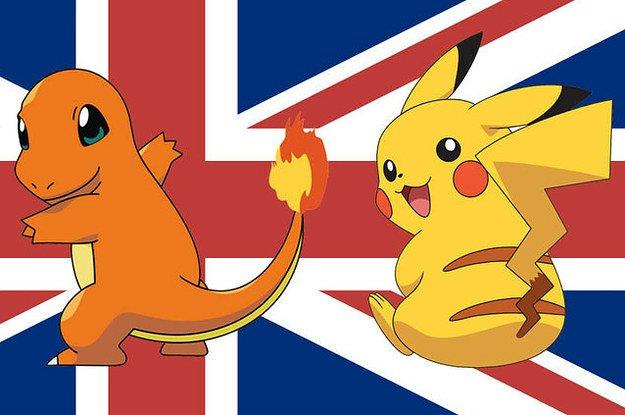 Pokémon United Kingdom