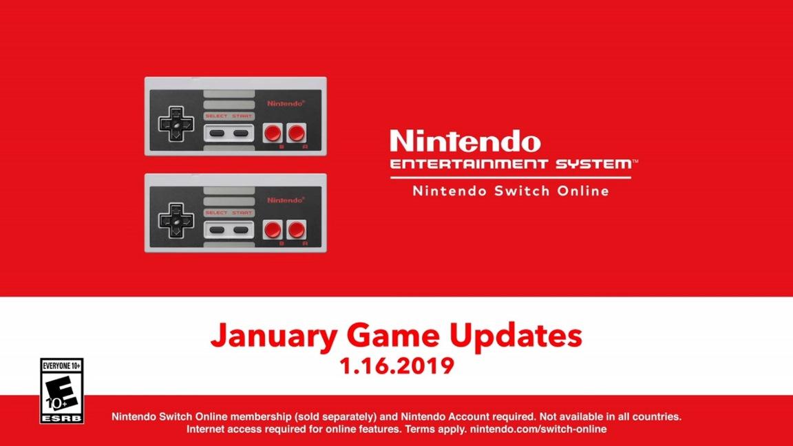 NES January 2019
