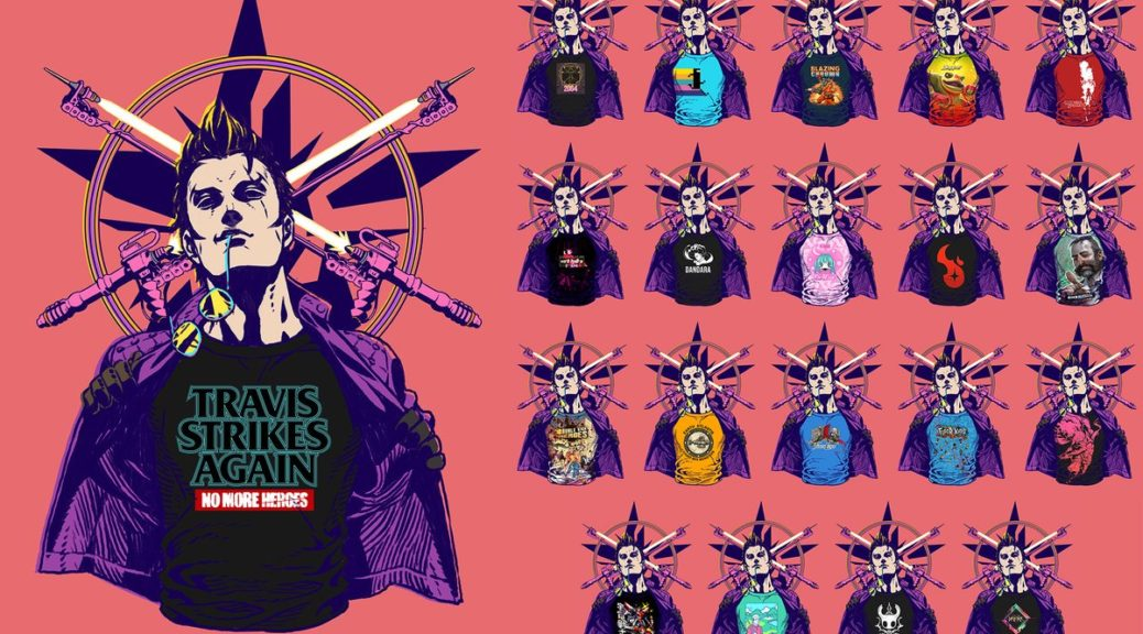 Travis Strikes Again T-Shirts Guide