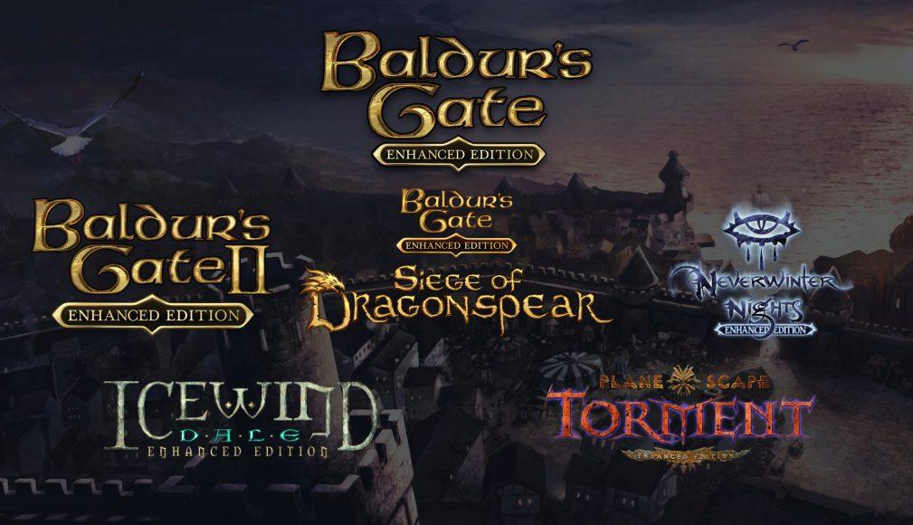 Baldur's Gate Series