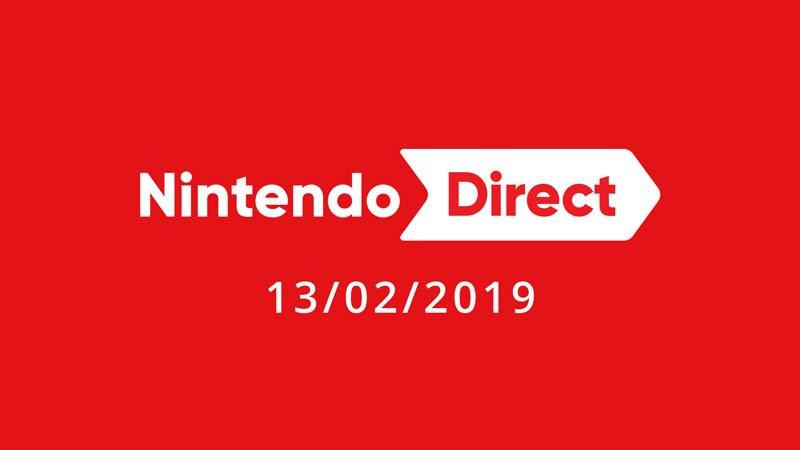 February 13 Nintendo Direct