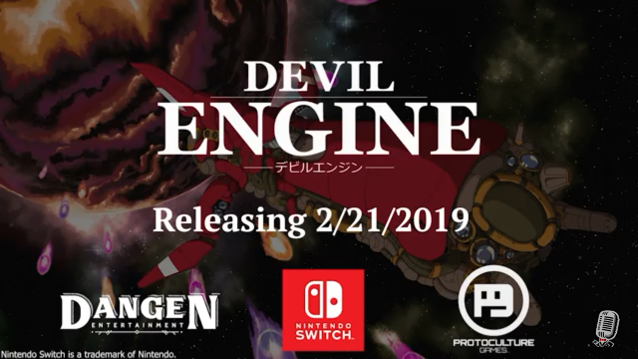 Devil Engine Coming To Switch & Steam February 21st