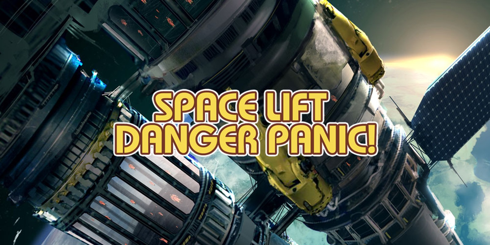 Space Lift Danger Panic