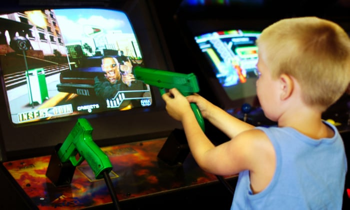 Effects of Videogames on Children