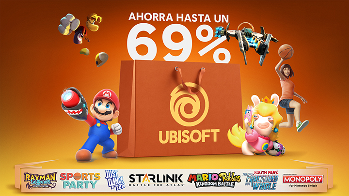Ubisoft Digital Sale