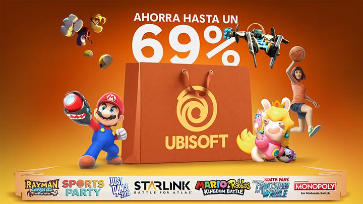 Ubisoft Digital Sale