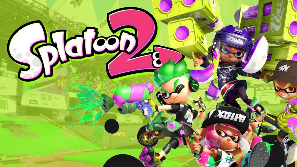 Splatoon 2 update 5.4.0