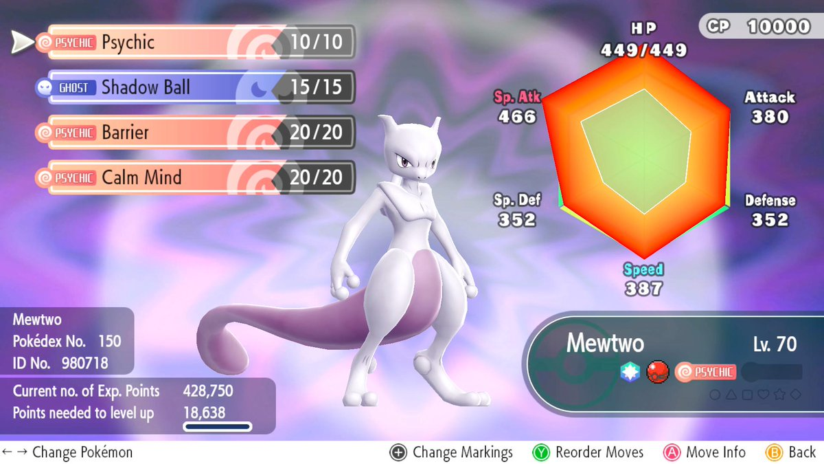 Japan] Movie Tie-in Mewtwo Distribution now live for Pokémon