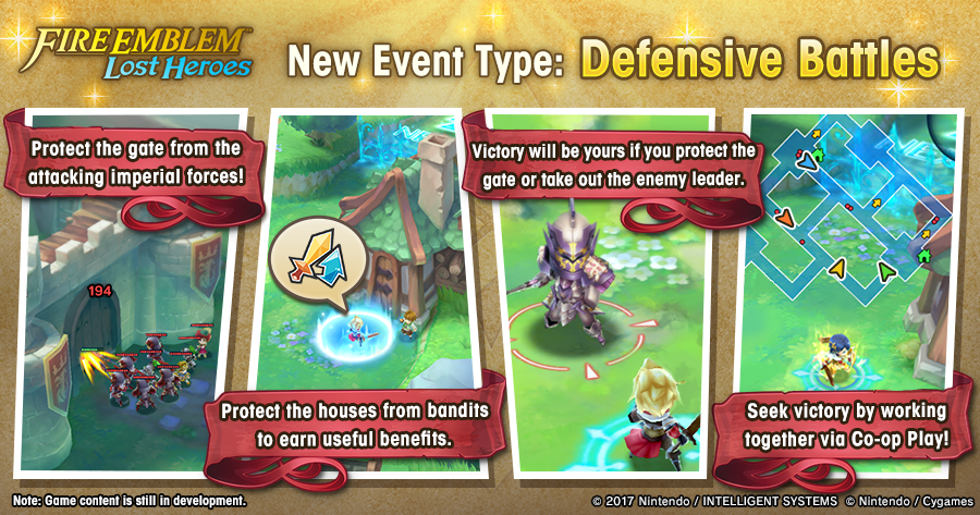 "Dragalia Lost details new event type ""Defensive Battles"" for"