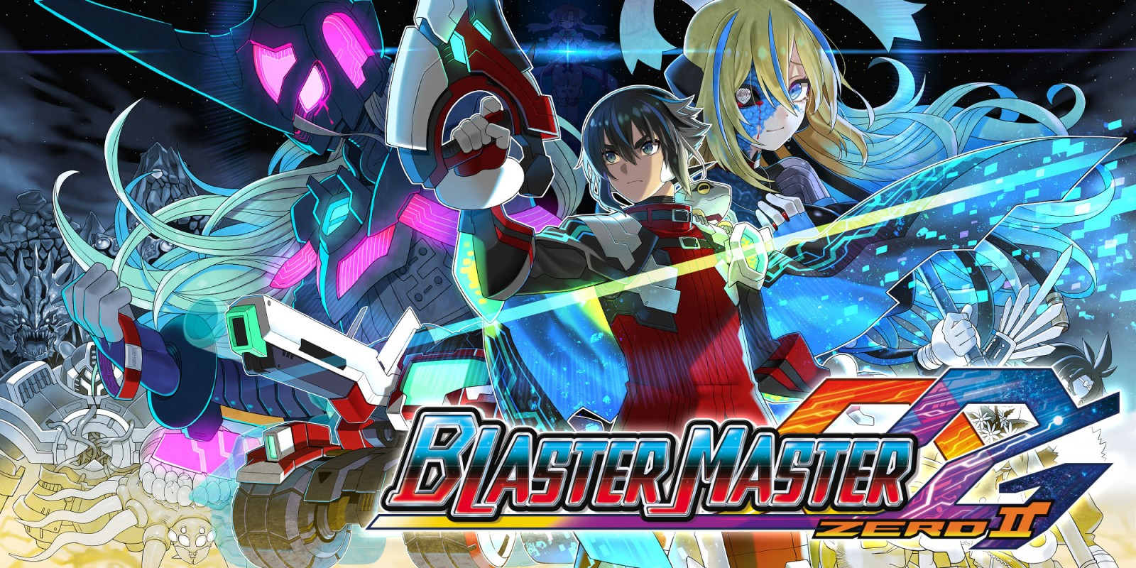Interview from zero to hero creating a sequel with blaster master zero 2