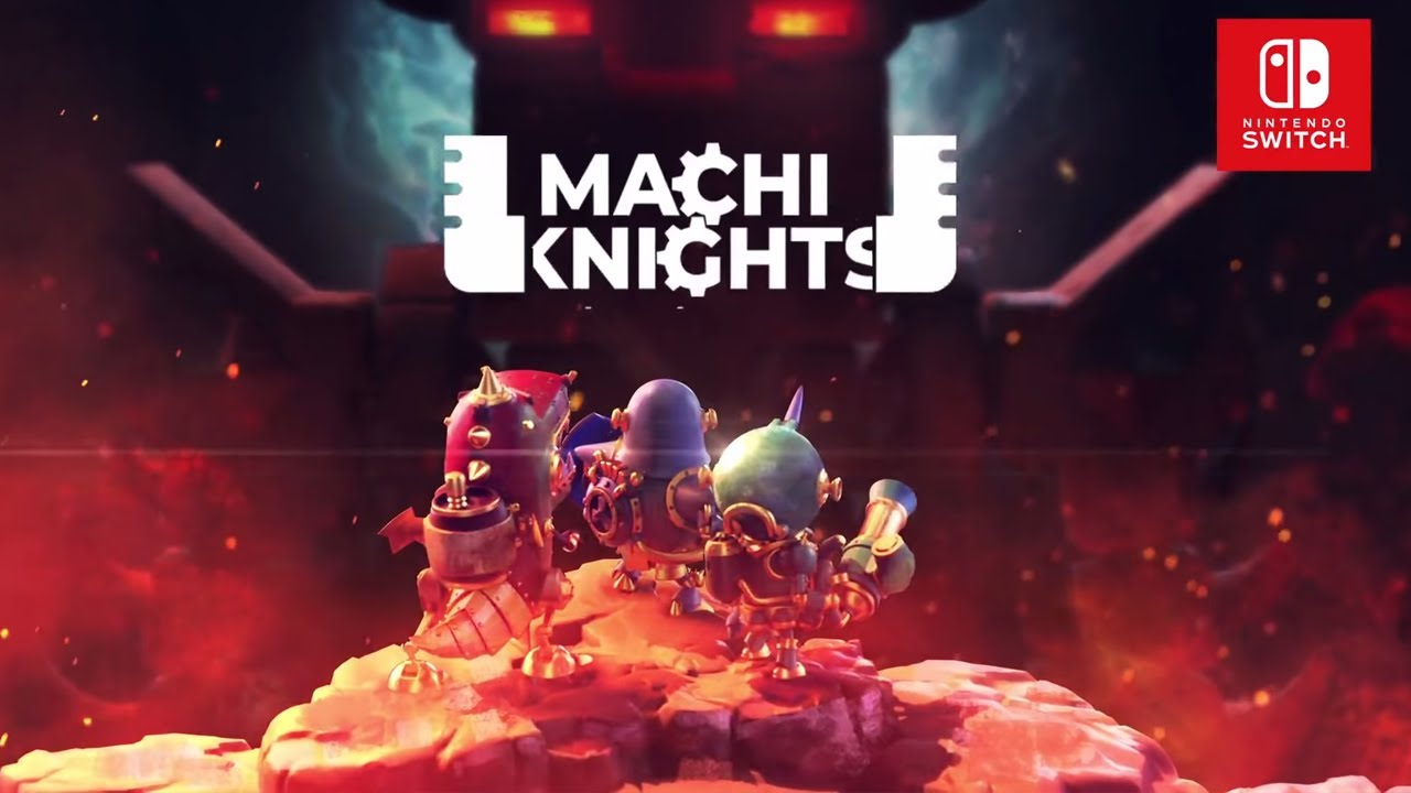 Machi Knights: Blood Bagos