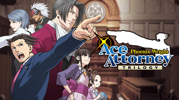 Phoenix Wright Ace Attorney Trilogy Dev On Upgrading From 160p To