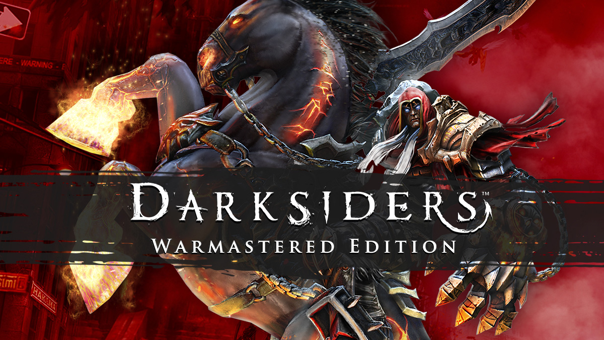 Switch Review] Darksiders Warmastered Edition (#830