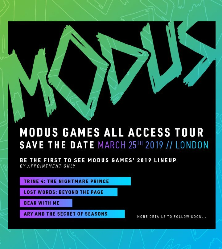 Modus Games Event