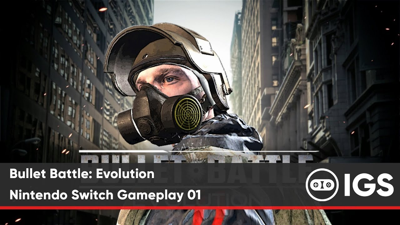 Bullet Battle: Evolution Gameplay