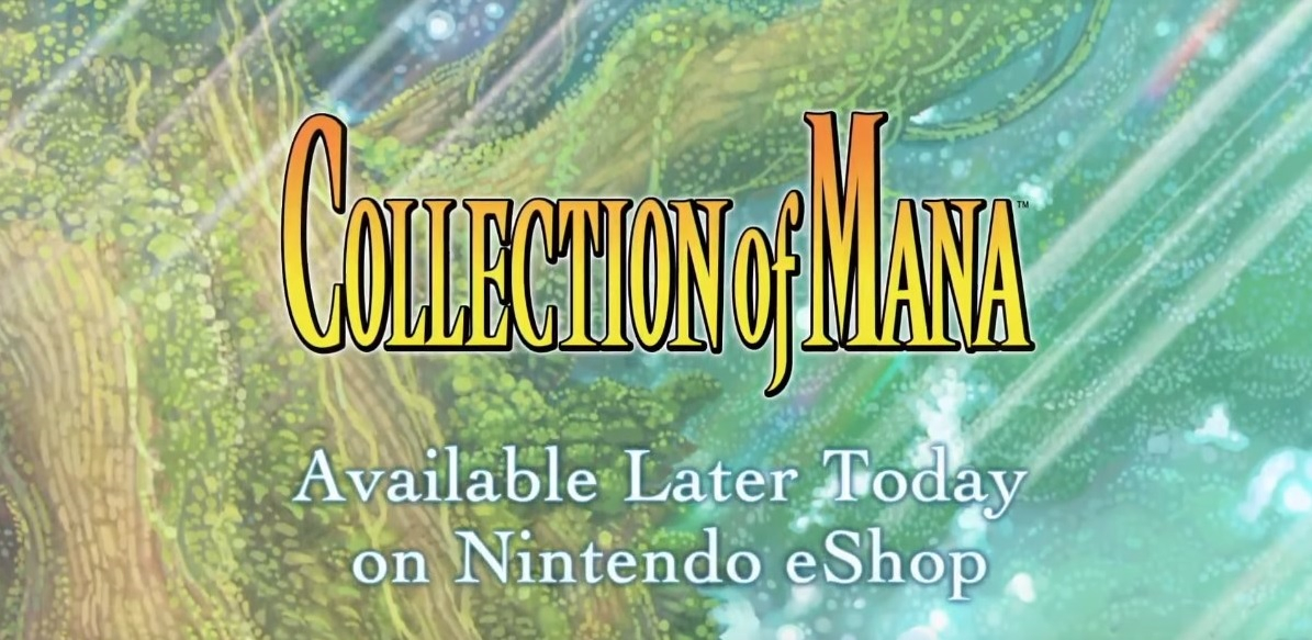Collection Of Mana