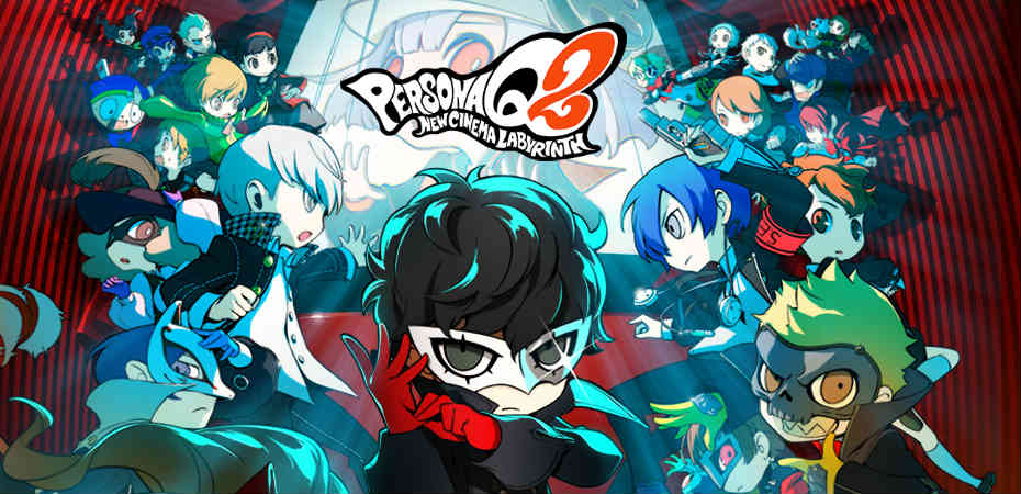 Review] Persona Q2: New Cinema Labyrinth (Nintendo 3DS
