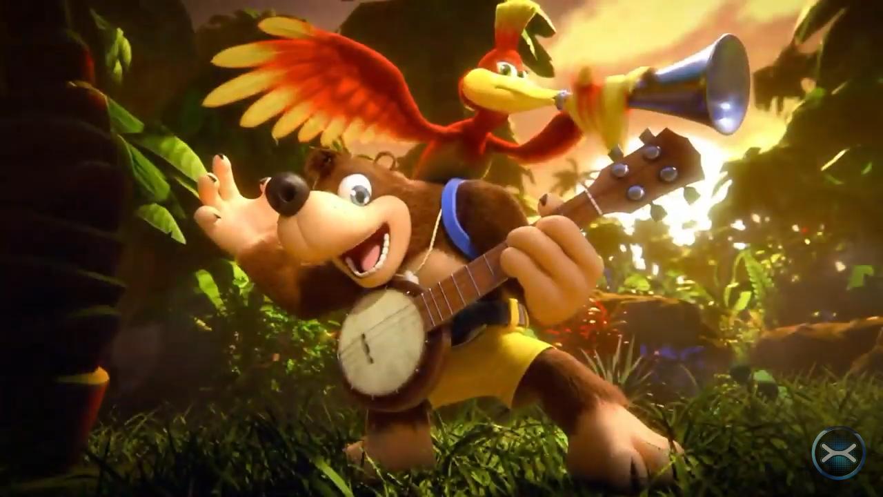 Banjo-Kazooie Music