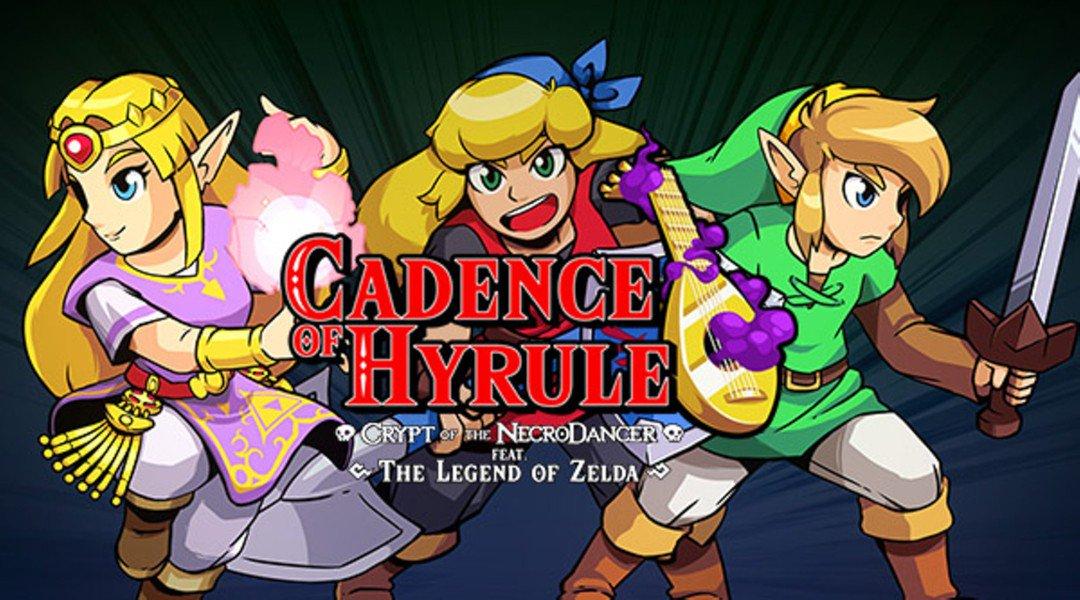 Cadence Of Hyrule Release Date