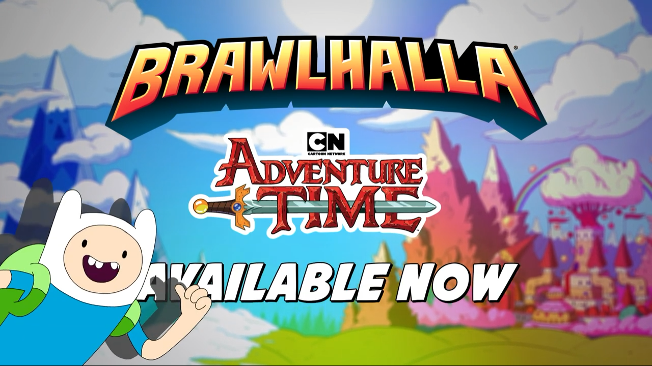 Brawlhalla X Adventure Time