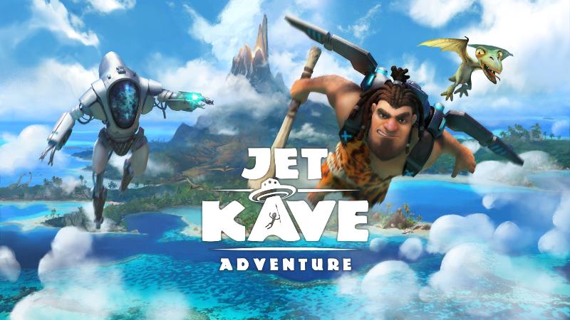 Jet Kave Adventure