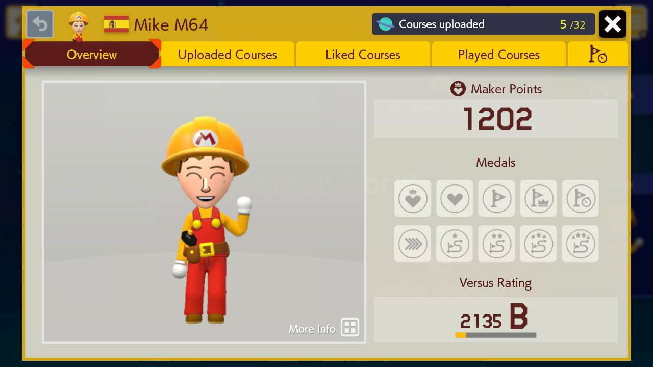 Guide] Super Mario Maker 2 Medal Guide - Requirements
