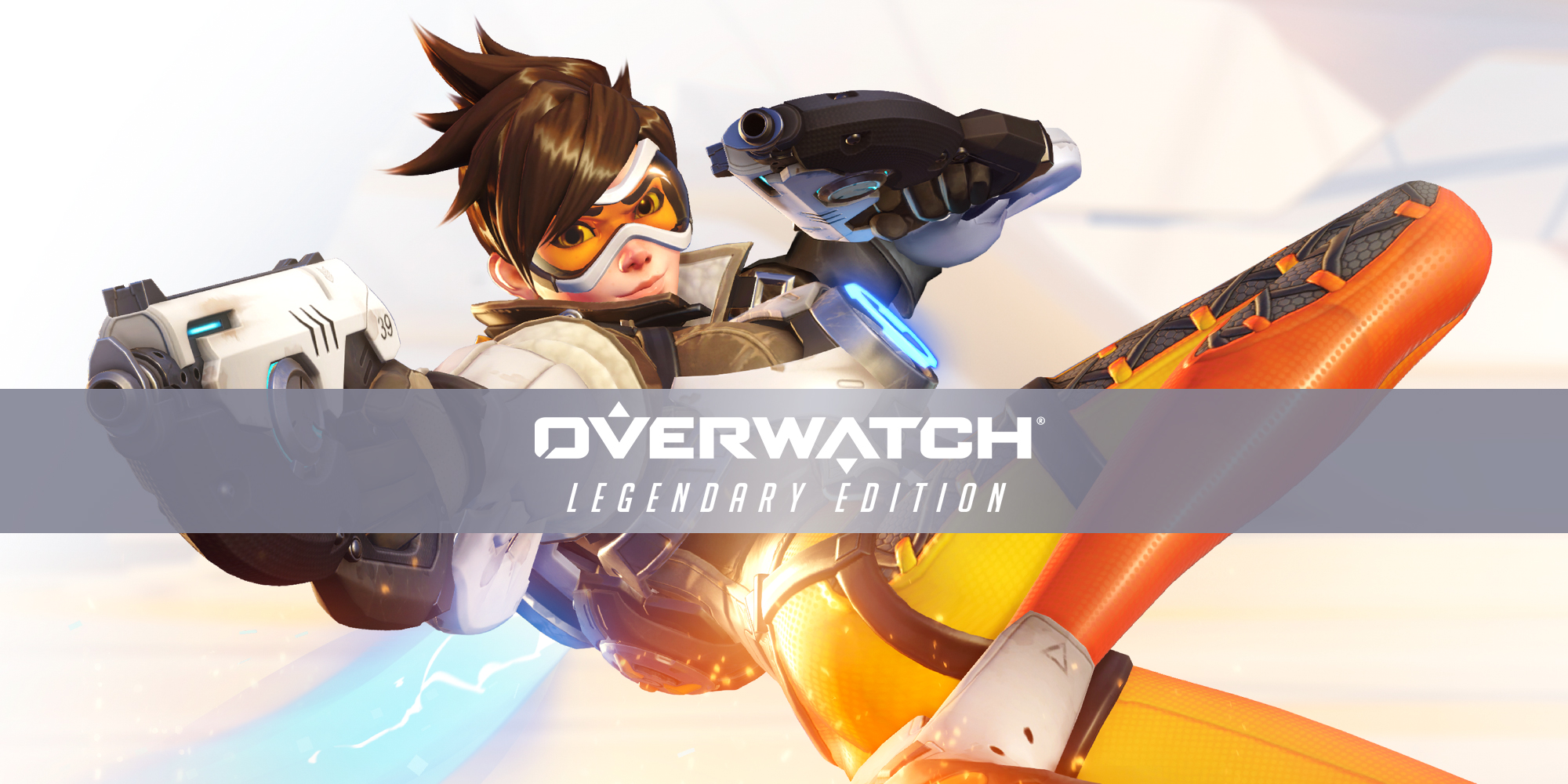 Overwatch Legendary Edition Retail Version