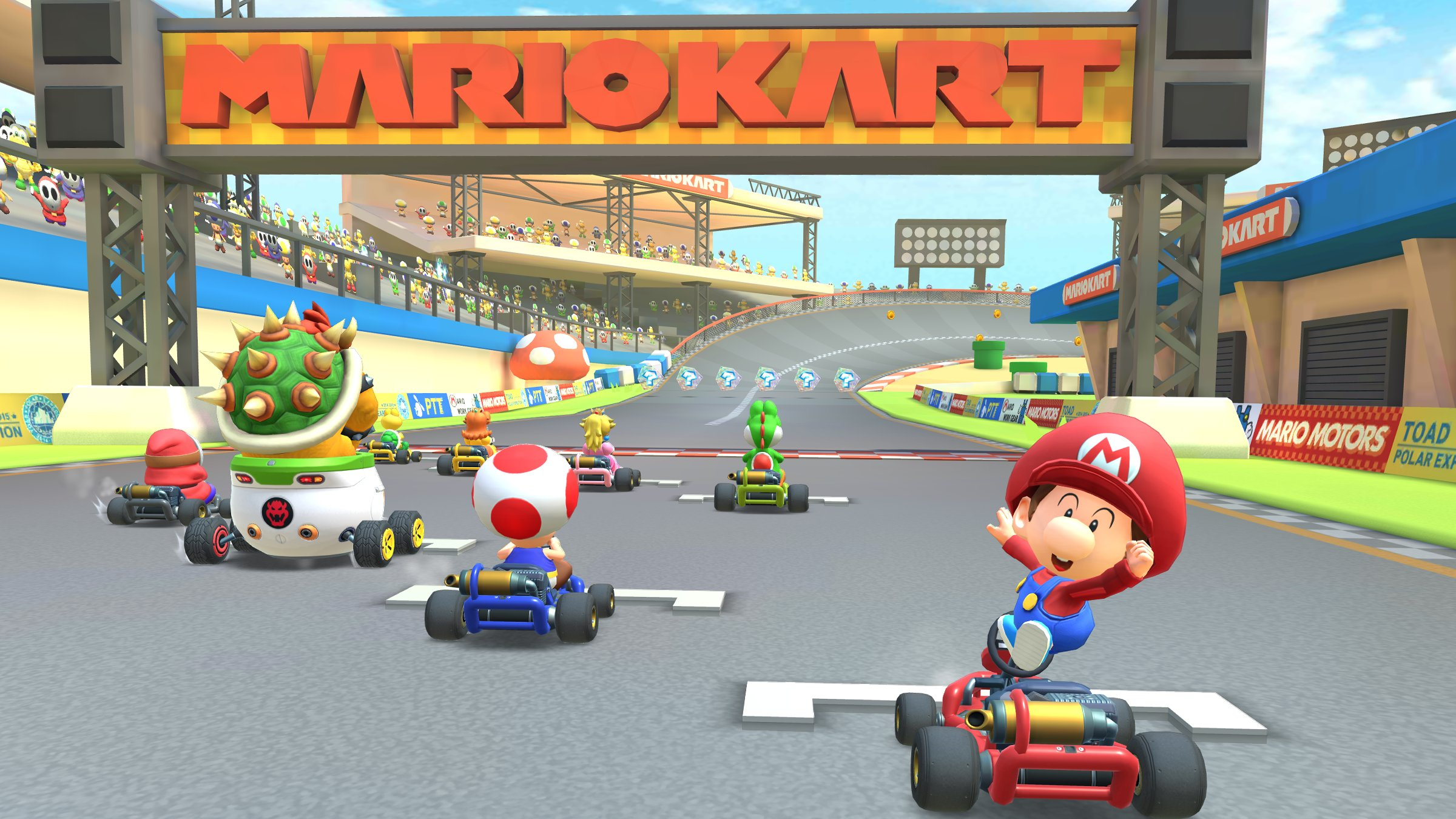 Feature 5 Lessons Mario Kart Can Learn From Mario Kart Tour