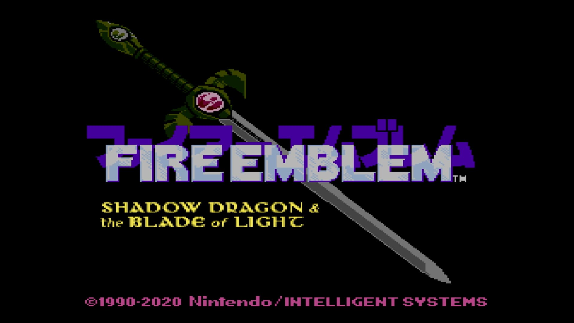 Fire Emblem Shadow Dragon & Blade of Light