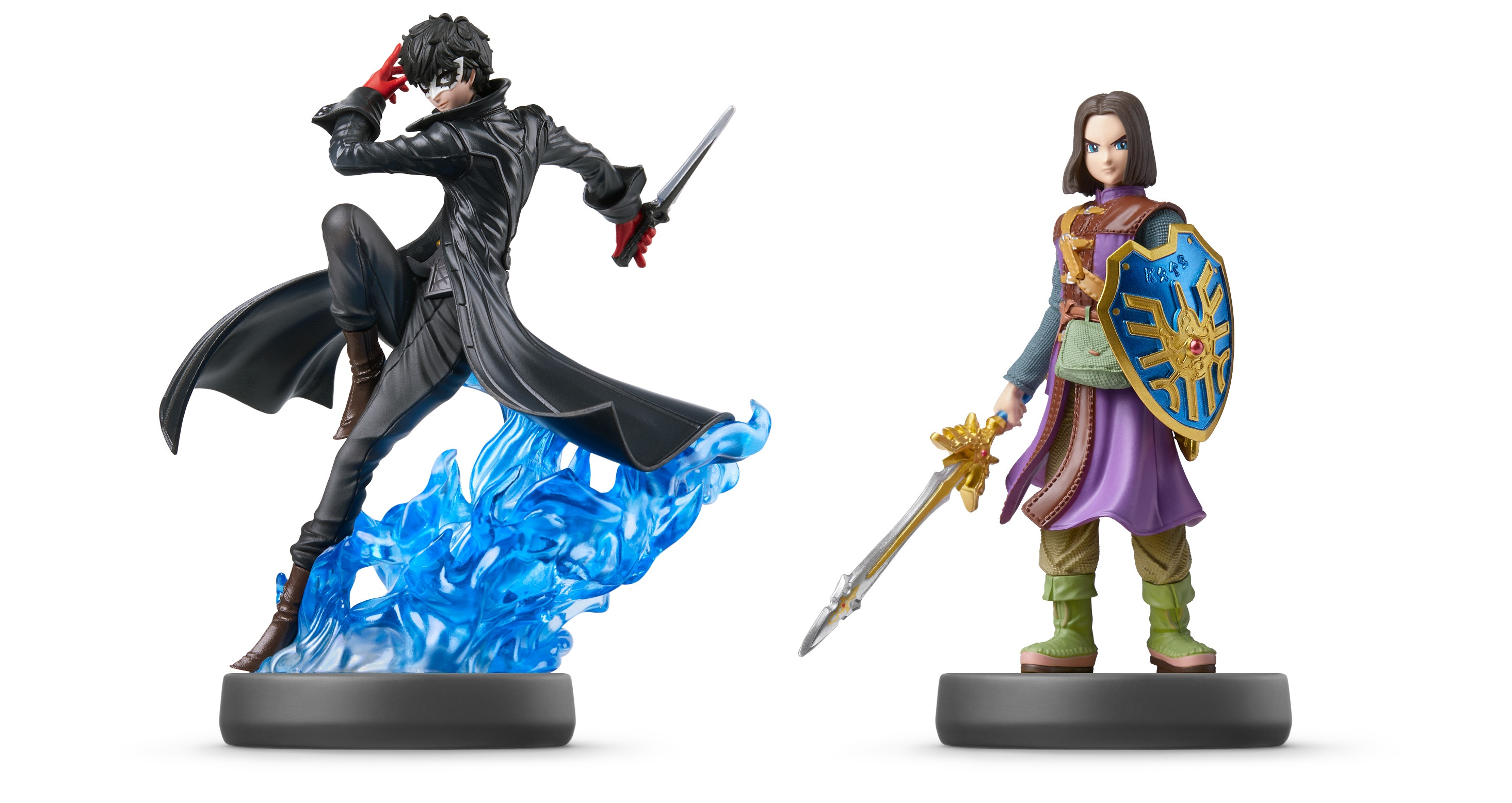 Joker & Hero amiibo