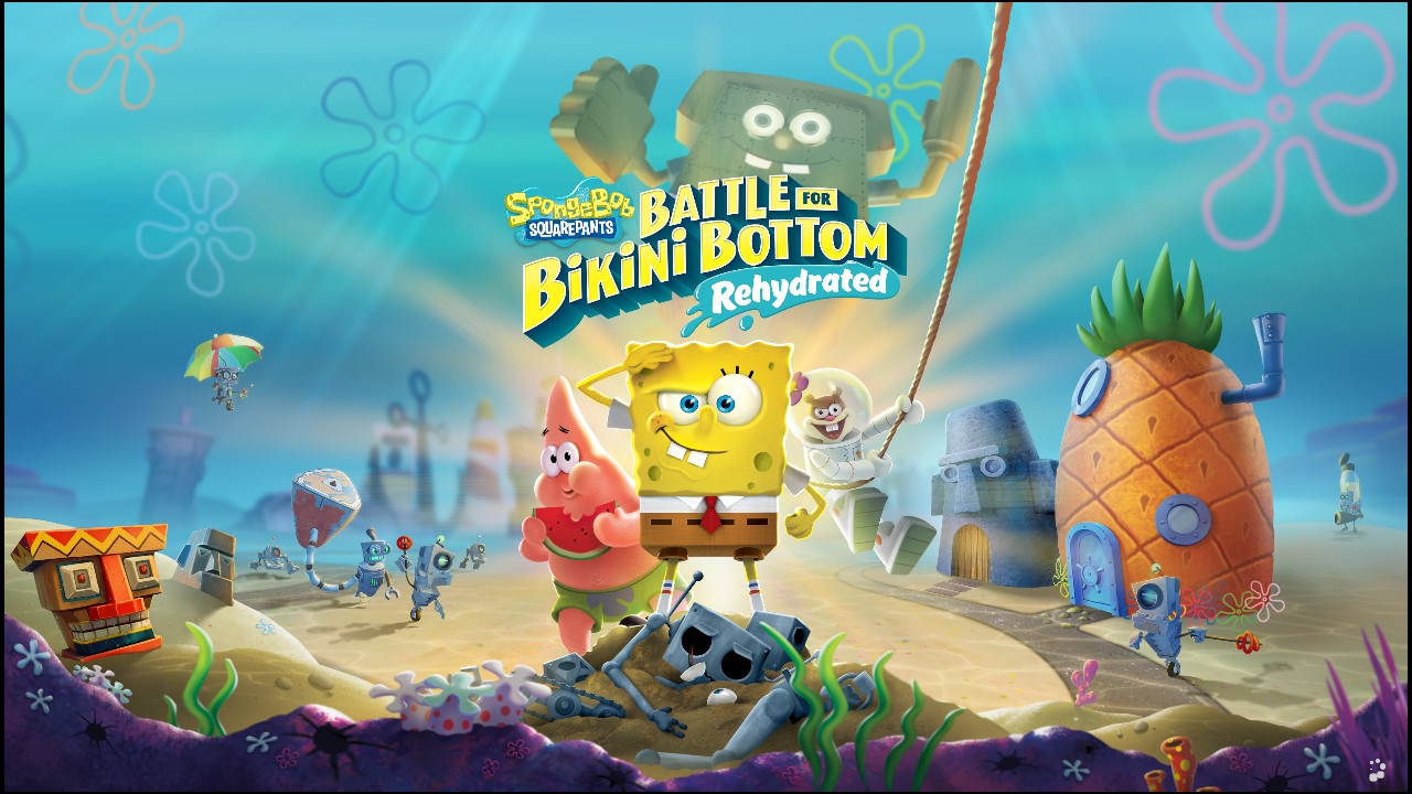 SpongeBob SquarePants Nintendo Switch
