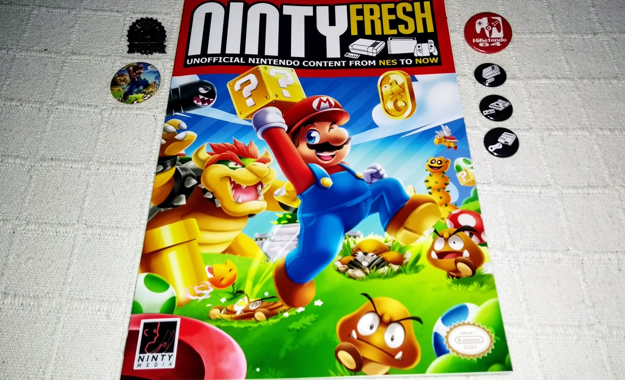 Ninty Fresh Magazine
