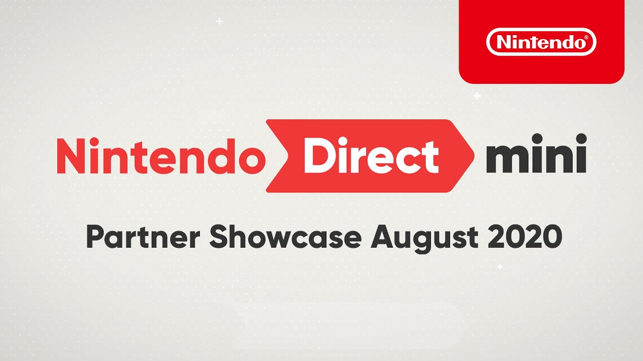 Nintendo Direct Mini Partner Showcase August 2020