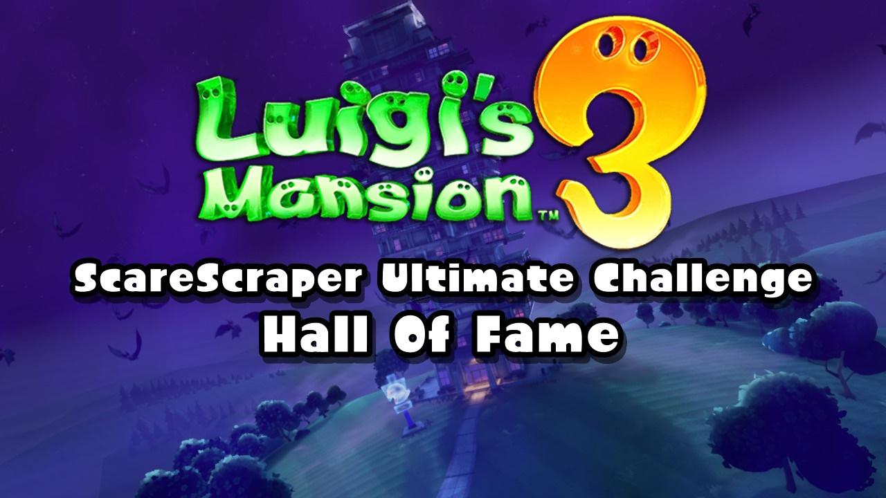ScareScraper Ultimate Challenge