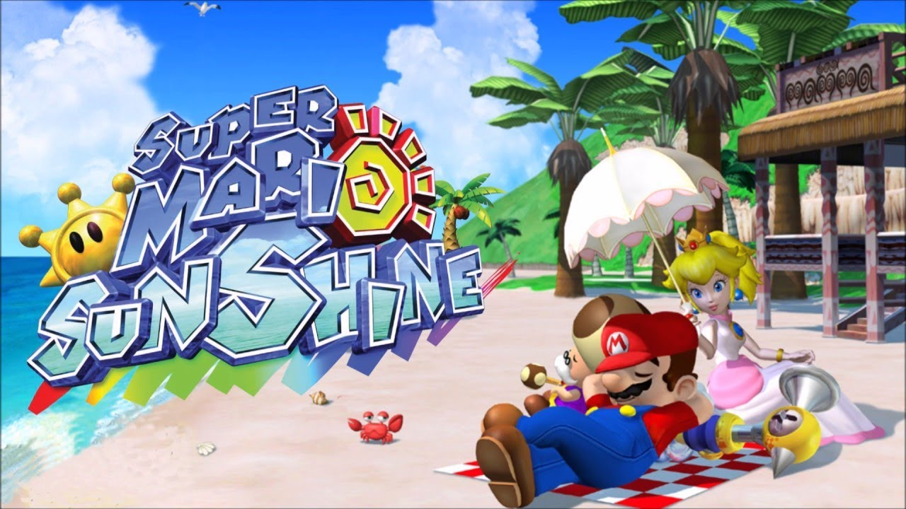Super Mario Sunshine Secrets