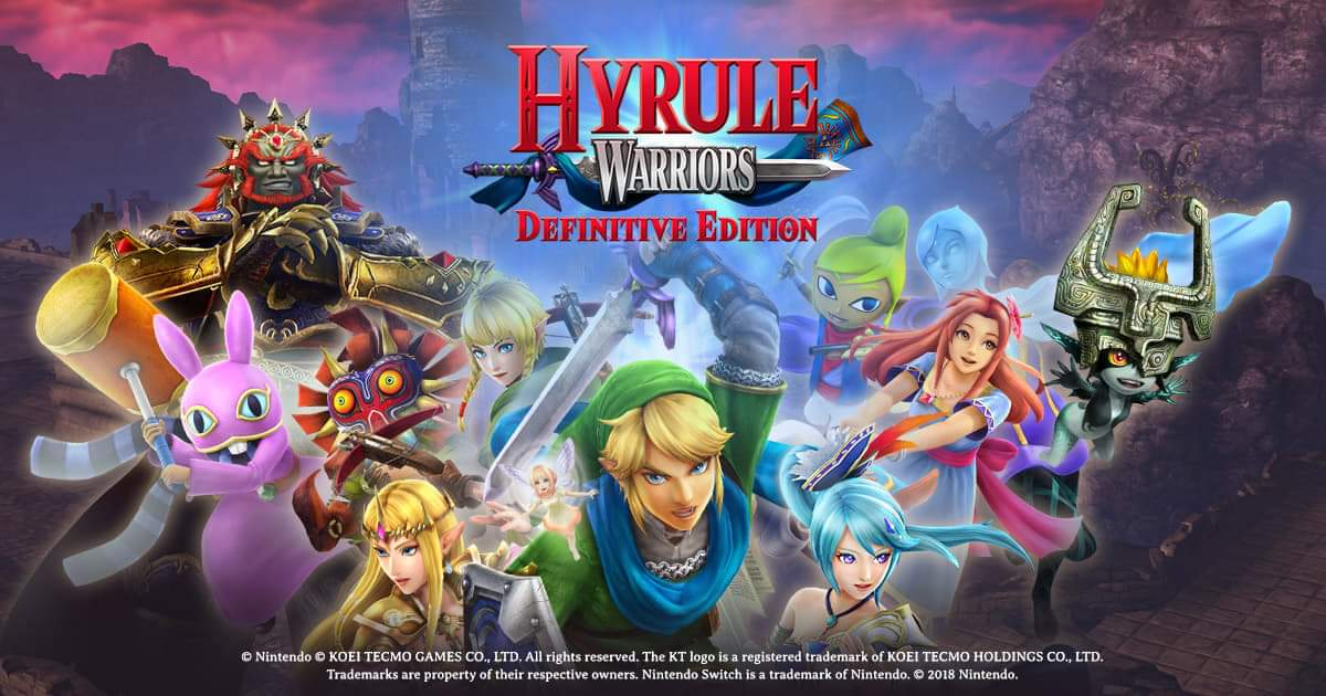 Hyrule Warriors Definitive Edition Character Unlock