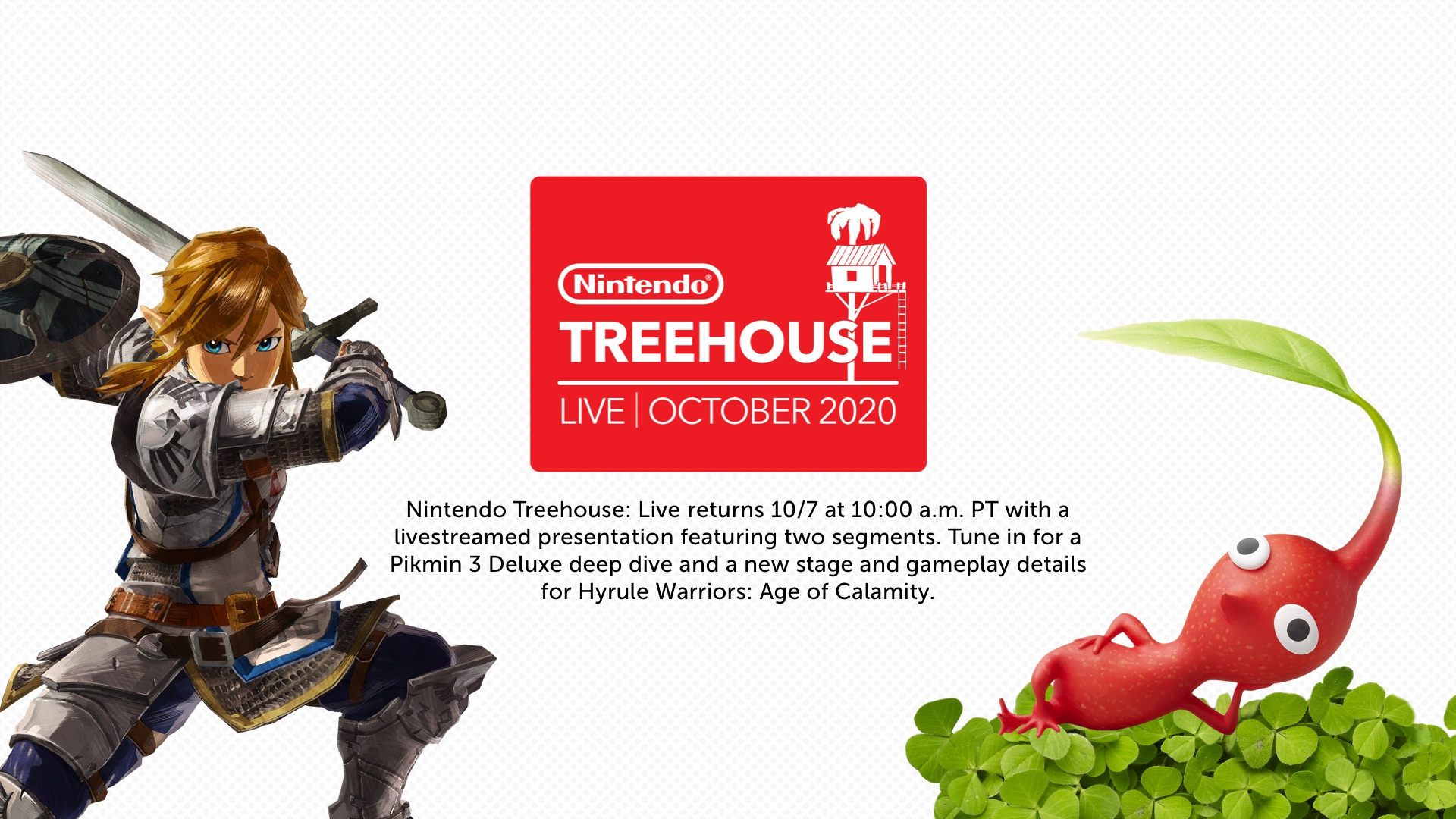 Nintendo Treehouse Live Shows Off New Gameplay For Pikmin 3 Deluxe Hyrule Warriors Age Of Calamity Miketendo64 Miketendo64