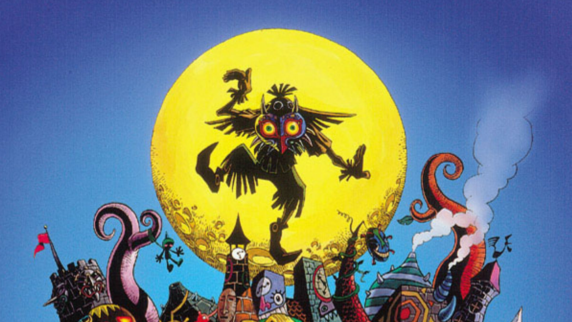 Majora's Mask 20th Anniversary