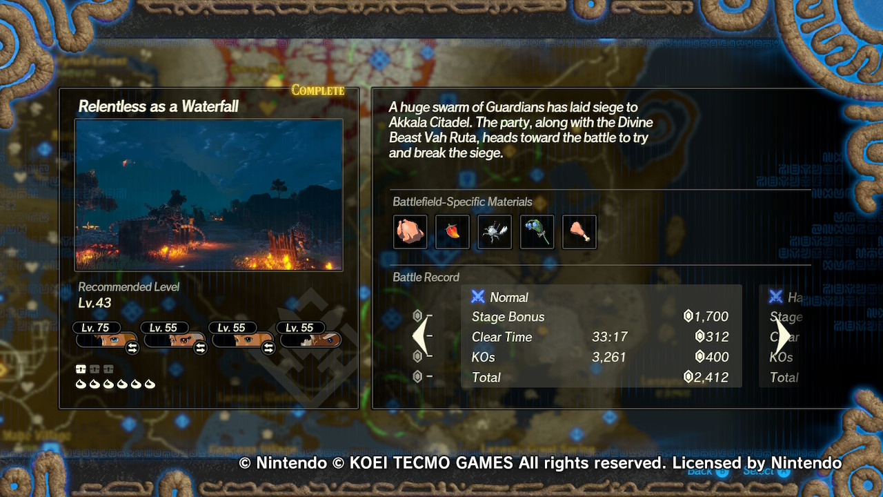 Chapter 6 Korok Locations