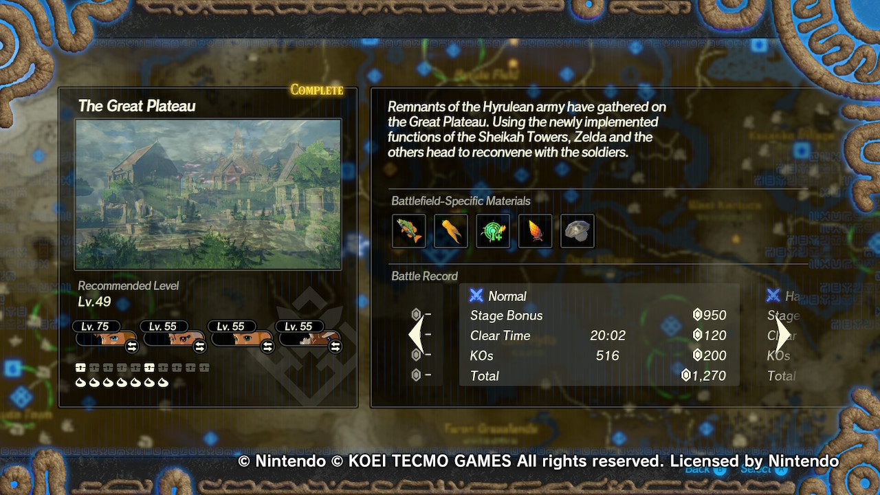 Chapter 7 Korok Locations