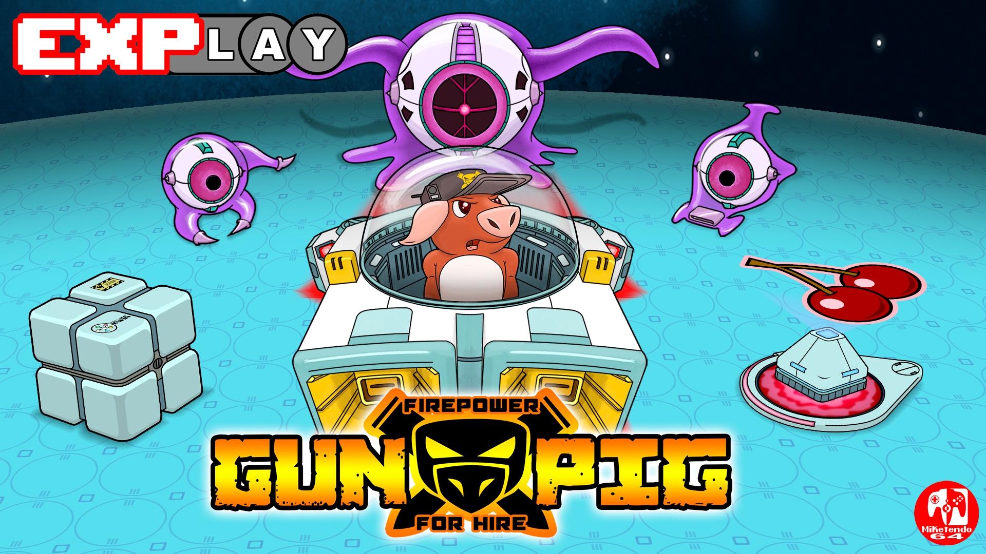 GUNPIG: Firepower For Hire