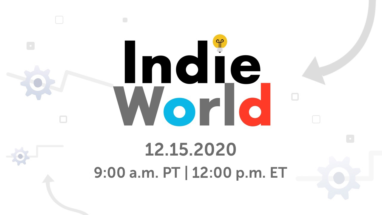 Indie World Showcase 12.15.2020