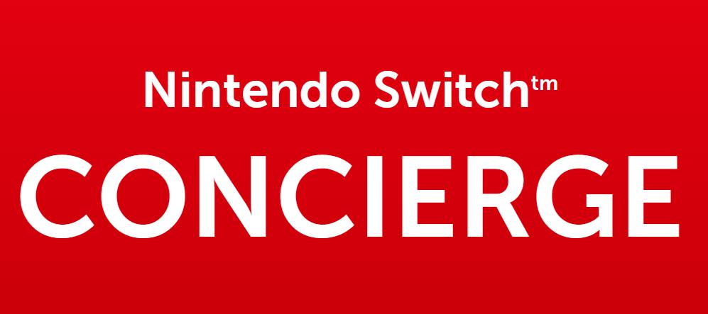 Nintendo Concierge