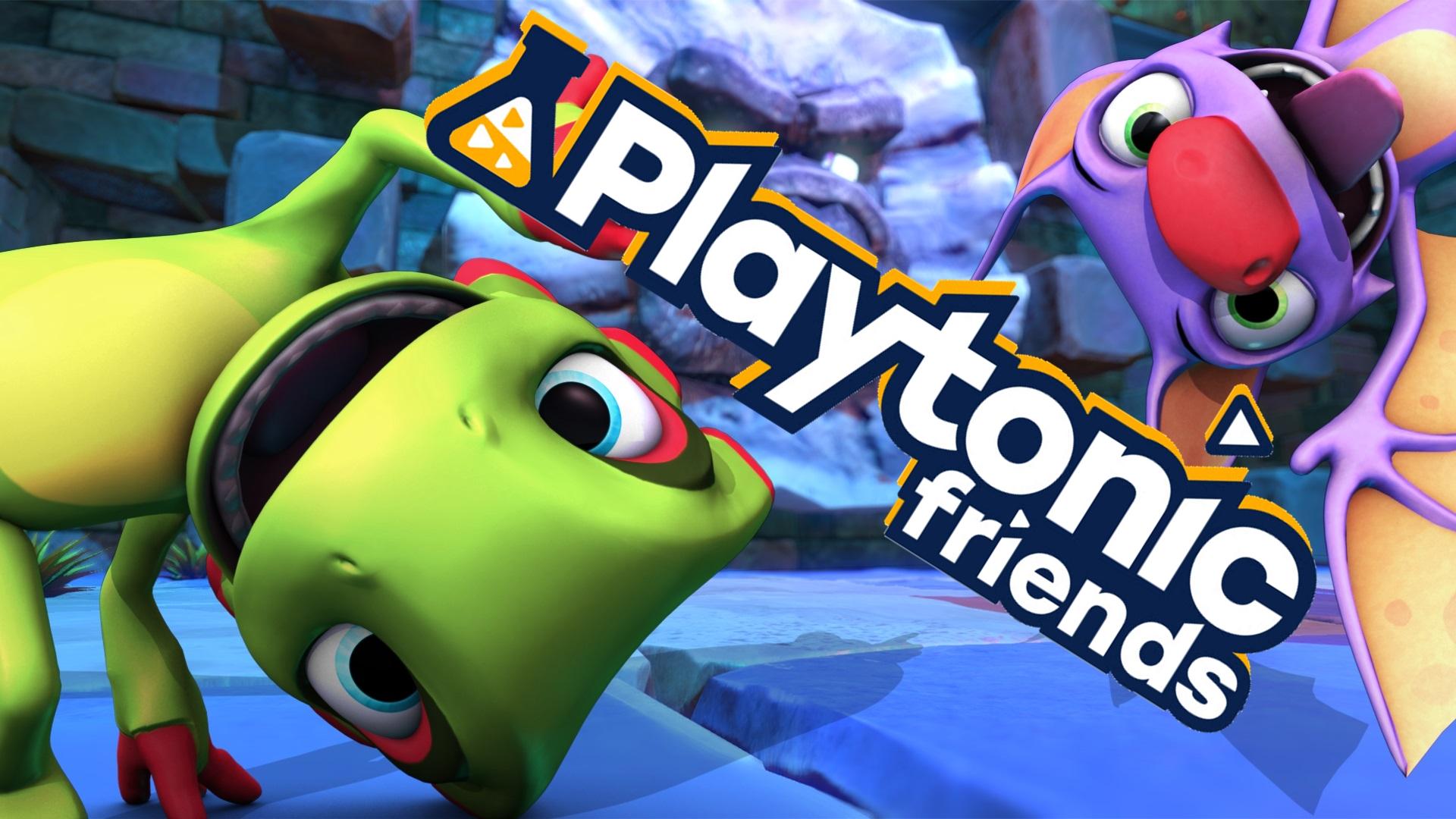 Playtonic Friends