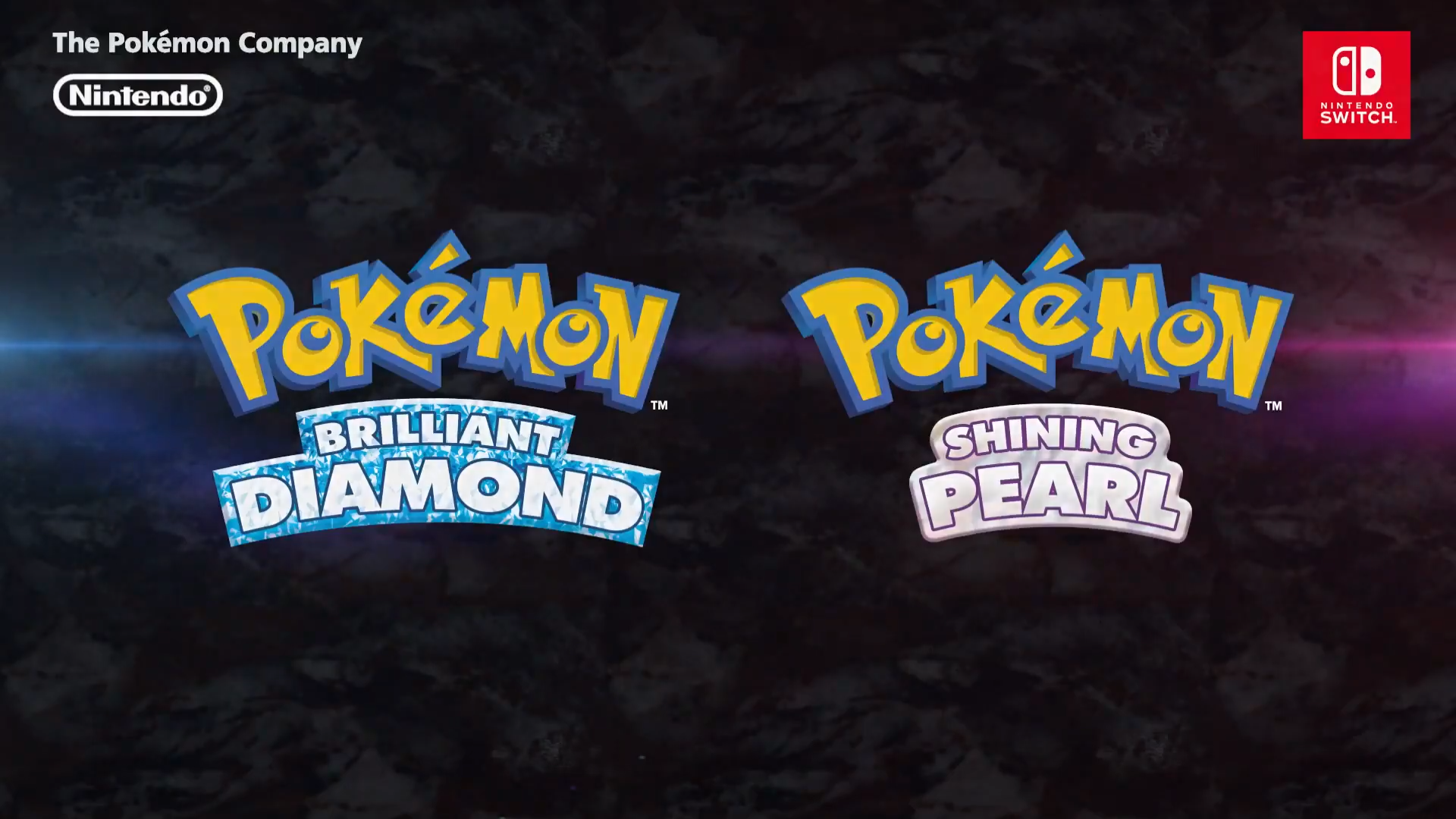 Pokémon Brilliant Diamond & Pokémon Shining Pearl