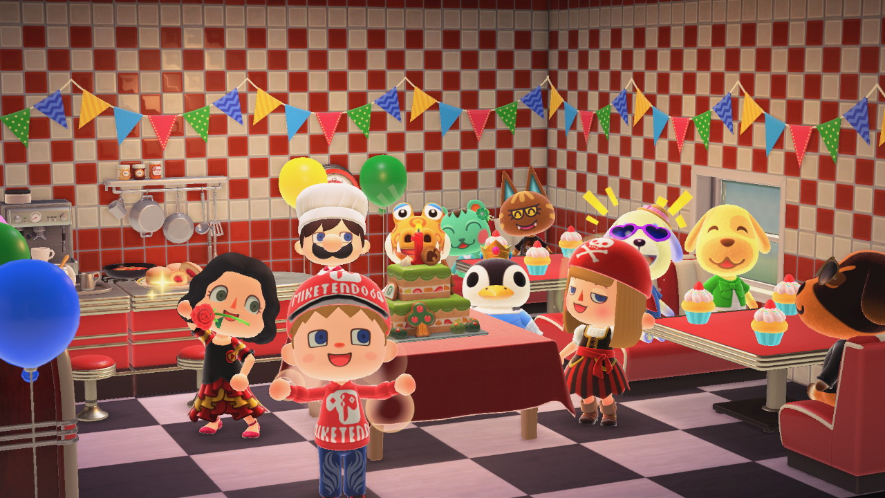 Animal Crossing New Horizons 1st Year Anniversary