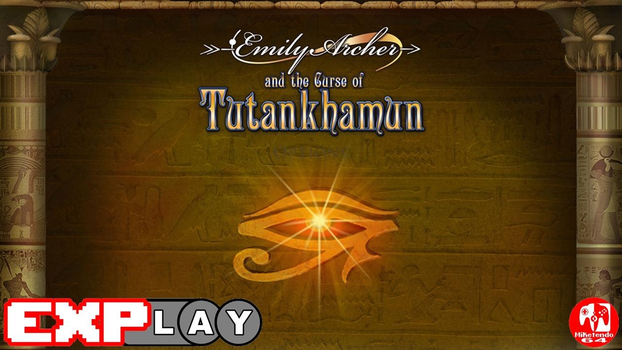 Emily Archer and the Curse of Tutankhamun